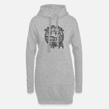 Bed And Breakfast Schrute Farms bed and breakfast and self defense - Women's Hoodie Dress
