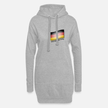 Flag Of Germany Germany flag - Germany flag - Women's Hoodie Dress