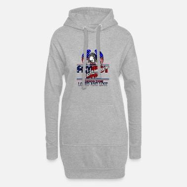 cheap for discount 794e3 8e46e Shop Military Hoodie Dresses online | Spreadshirt