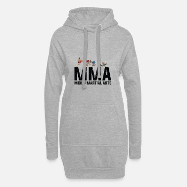 Arts MMA Martial Arts - Art of fighting - Women's Hoodie Dress