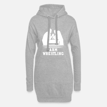 Poor poor wrestling - Women's Hoodie Dress
