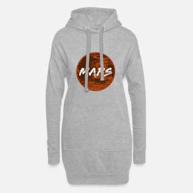 Occupy Occupy Mars - Frauen Hoodiekleid