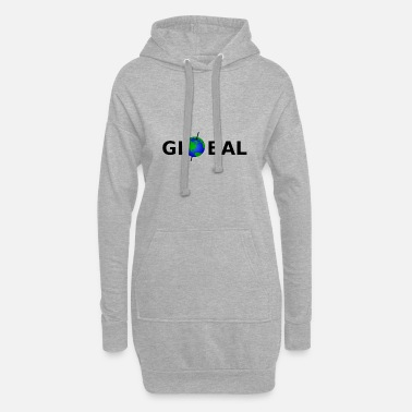 Global Global - Women's Hoodie Dress
