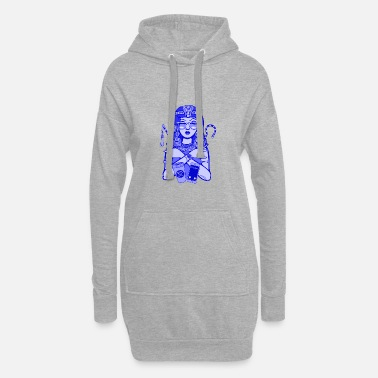 Asterix CEO Cleopatra - Electric blue - Robe sweat Femme