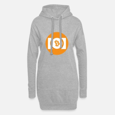 Cash Bitcoin Cash. - Robe sweat Femme