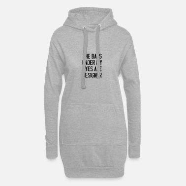 Sayings funny sayings - Women's Hoodie Dress