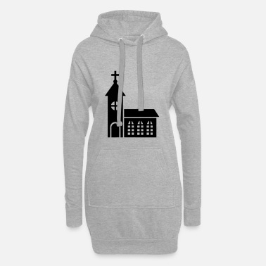 Church Church - Women's Hoodie Dress