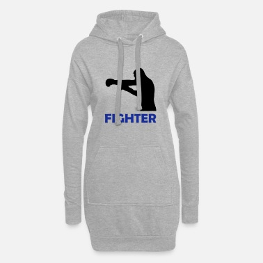 Fist fighter 2 - Women's Hoodie Dress