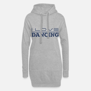 Dancer Dancer Dancer Dancer Dancer - Women's Hoodie Dress
