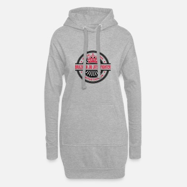Class Of World class brazilian jiu jitsu fighter - Women's Hoodie Dress