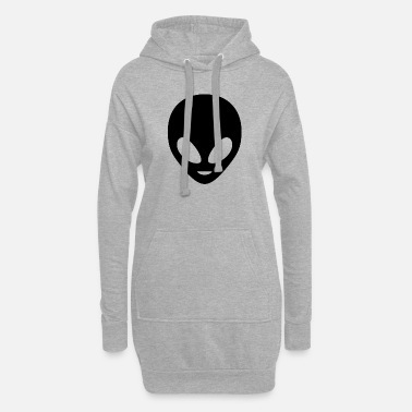 Alien Alien - Women's Hoodie Dress