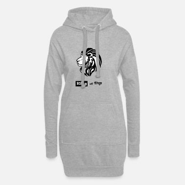 King King of Kings - Women's Hoodie Dress