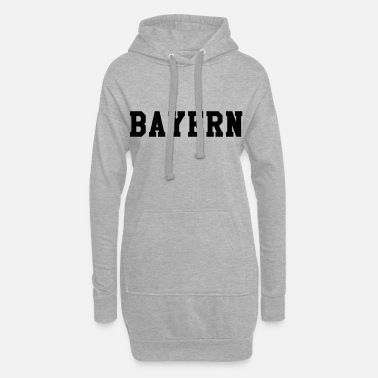 Bavaria Bavaria - Women's Hoodie Dress