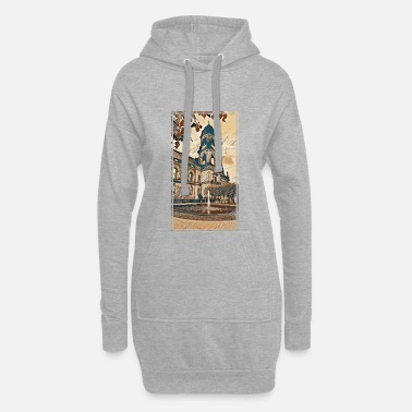 Old Town Old town Dresden in autumn - Women's Hoodie Dress