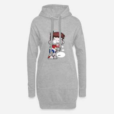 Teenager Zombie Teenage Limited Edition! - Robe sweat Femme