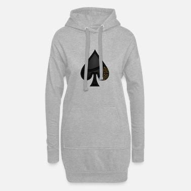Pik Pik card - Women's Hoodie Dress
