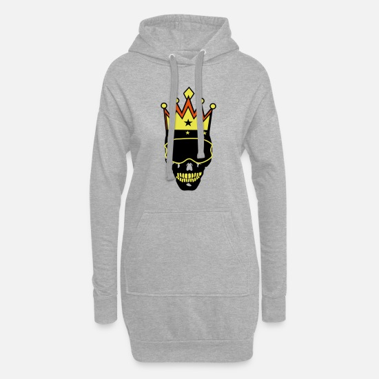 Cool Hoodies & Sweatshirts - cool - Women's Hoodie Dress heather grey