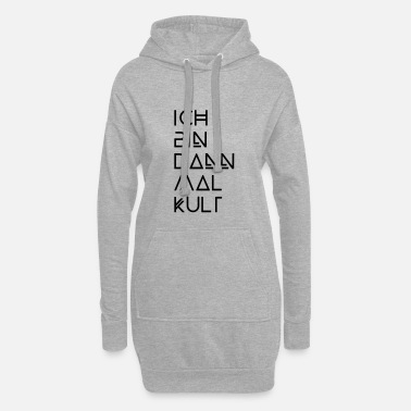 Cult cult - Women's Hoodie Dress