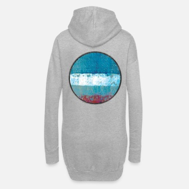 View Ocean view - Women's Hoodie Dress