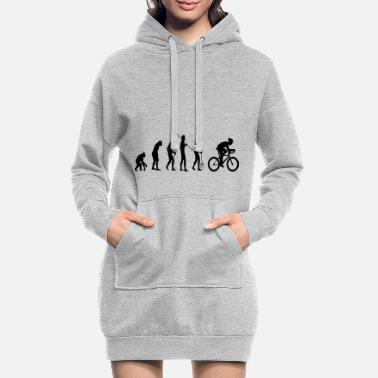Bike Evolution Bike Bike - Robe sweat Femme