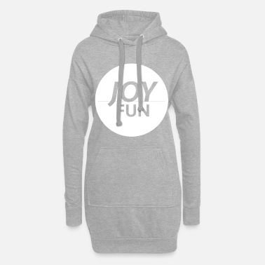 Fun Fun & fun - Women's Hoodie Dress