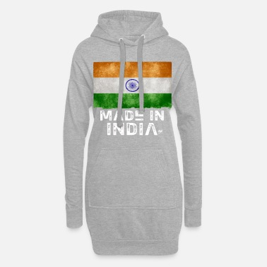 Made In India Made In INDIA - Women's Hoodie Dress