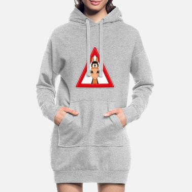 Love Attention cheval - poney - cheval - équitation - animal - plaisir - Robe sweat Femme