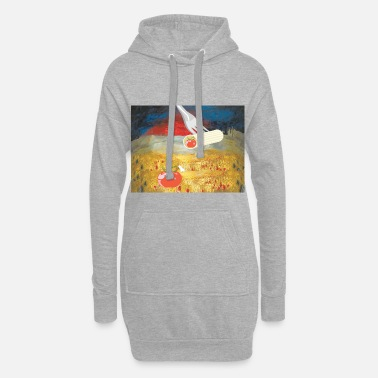 Farewell Pasta farewell - Women's Hoodie Dress