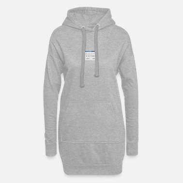 Windows Réparer Windows - Robe sweat Femme