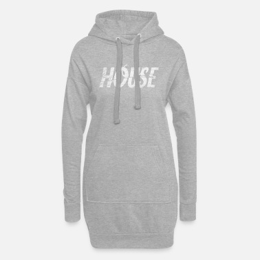 House House - Women's Hoodie Dress
