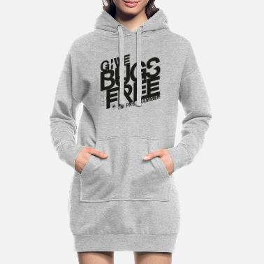 Give bugs for free, I'm programmer - Women's Hoodie Dress