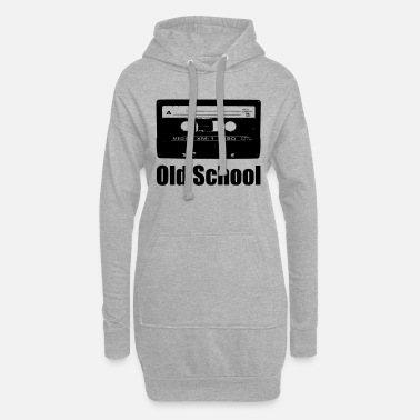 Old School old school - Frauen Hoodiekleid