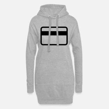 Cards credit card - Robe sweat Femme
