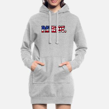 Patriote Patriot. - Robe sweat Femme