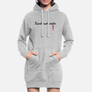 Medicine Underwear Nurse - Women's Hoodie Dress