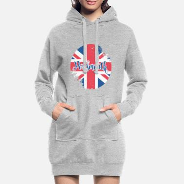 Bouton Portsmouth - Robe sweat Femme