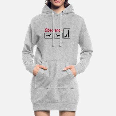 Obedience Obedience - Women's Hoodie Dress