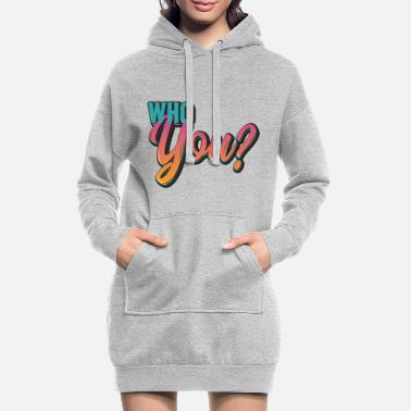 Comic Comic - Frauen Hoodiekleid