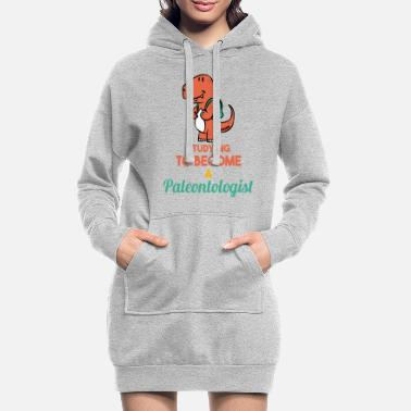 Paleontology paleontology - Women's Hoodie Dress
