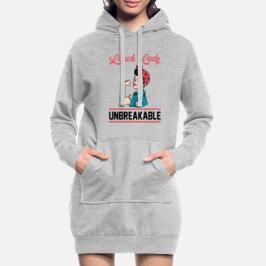 Back To School Lunch Lady Unbreakable Cafeteria Worker - Women's Hoodie Dress