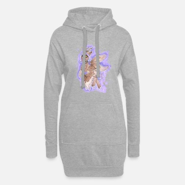 Poney poney star1 - Robe sweat Femme
