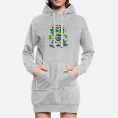 Brazil HOLIDAYS brazil brazil TRAVEL IM IN Brazil Itape - Women's Hoodie Dress