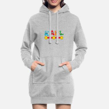 Karl Karl - Women's Hoodie Dress