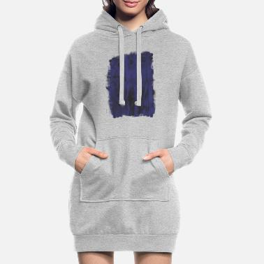 Background Background - Women's Hoodie Dress