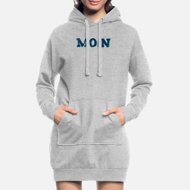 Eimsbuettel Moin lighthouse - Women's Hoodie Dress