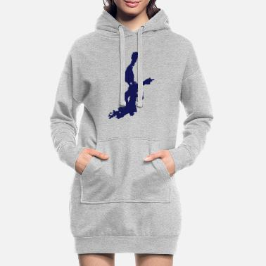 Baltic Sea Baltic Sea - Women's Hoodie Dress
