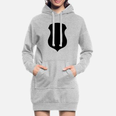 Shield Shield - Robe sweat Femme