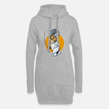 Mascot Fencing mascot - Women's Hoodie Dress