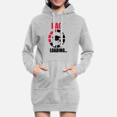 Bac bac loading - Robe sweat Femme