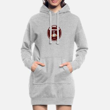 Smell My Cheese MY FAVORITE HUNGER! - Women's Hoodie Dress